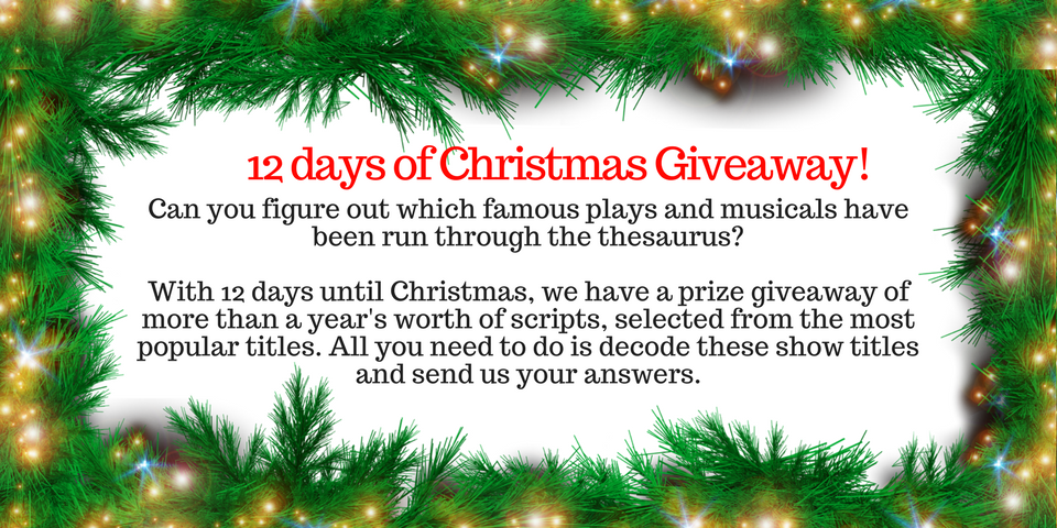 12 days of christmas giveaway - 12 Days Of Christmas Origin